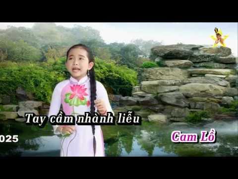 Karaoke Lạy Phật Quan Âm - Bé Ngọc Ngân