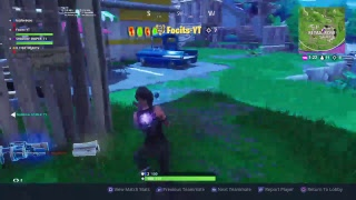Fortnite Fast builder 150+ Wins PS4 With Focits