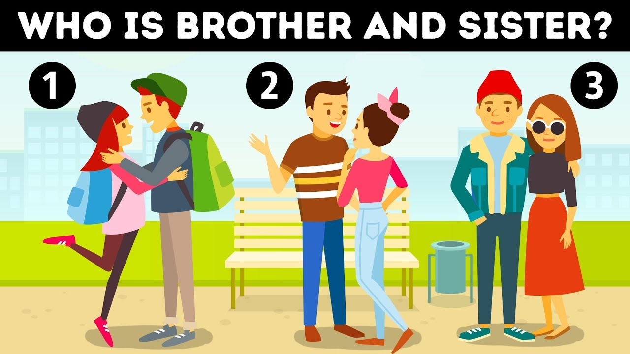 13 Funny Tricky And Hard Riddles With Answers Youtube