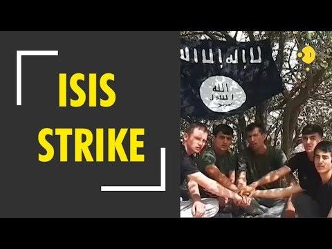 ISIS Claim Tajikisthan Attack