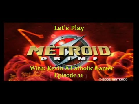 Let's Play - Metroid Prime - Episode 11: The way forward!