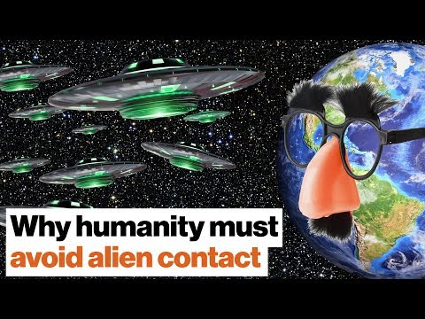 Why Michio Kaku wants to avoid alien contact at all costs