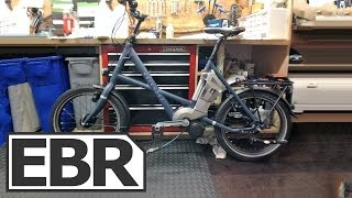Kalkhoff Sahel Compact i8 Video Review - Mini Electric Bike with Mid Drive, 8 Speed Internal Hub