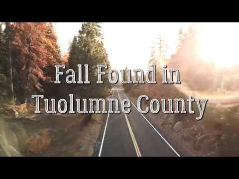 Fall Found in Tuolumne County