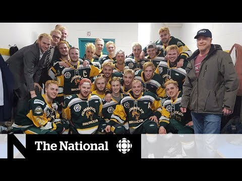 Covering the Humboldt Broncos bus crash | Reporter's Notebook