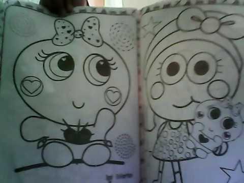 El Libro De Colorear De Ksimeritos De Daniela Youtube