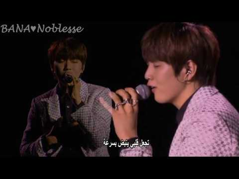 B1A4 (Sandeul & Gongchan) _ Too Much { Arabic Sub }