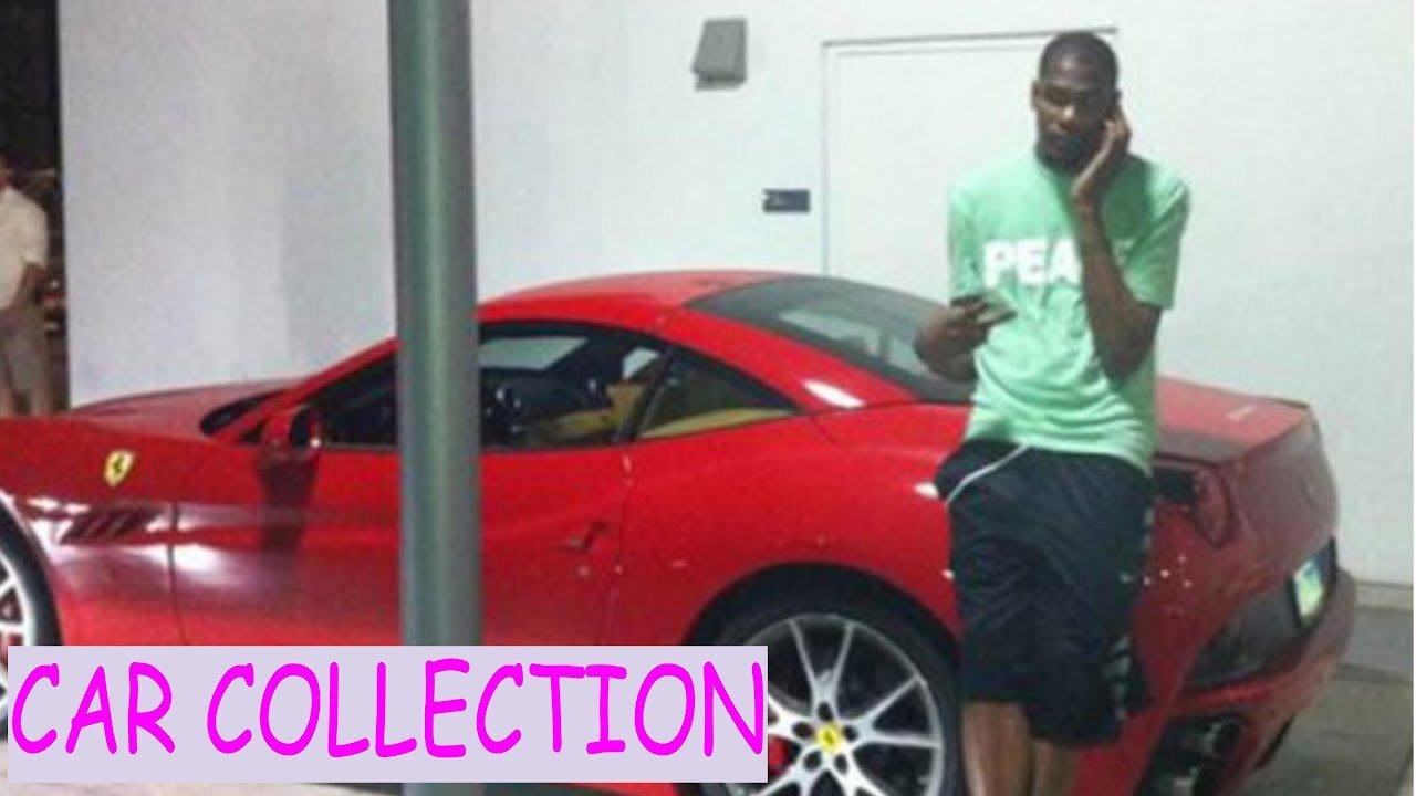 f3c220832189 Kevin durant car collection (2018) - YouTube