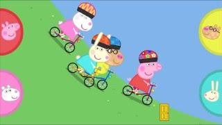 Peppa Pig Español Audio Latino HD 720P Episodios Dia de Deportes ! Inedito Juego Android