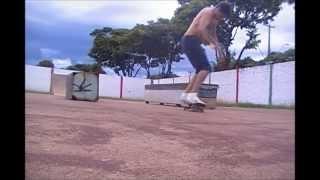 Skate Centenario do Sul Parte lll