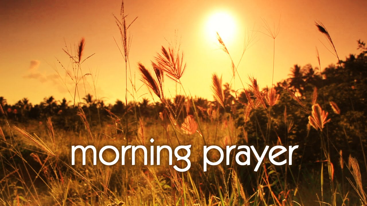 Short Morning Prayers Before Work - prayerscapes.com