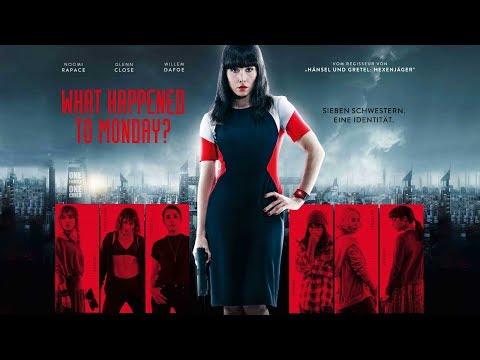 What Happened To Monday? - Ab 12.10.2017 im Kino (Deutscher HD-Trailer)