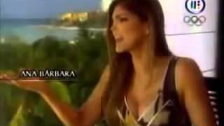 Ana Barbara Pelea Con Daniel Bisogno