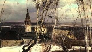 Русский пейзаж. Времена года. Саврасов, Шишкин, Левитан. Часть 1