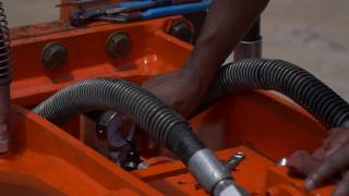 NPK Hydraulic Hammer Service Instructional: Routine Inspection pt 2