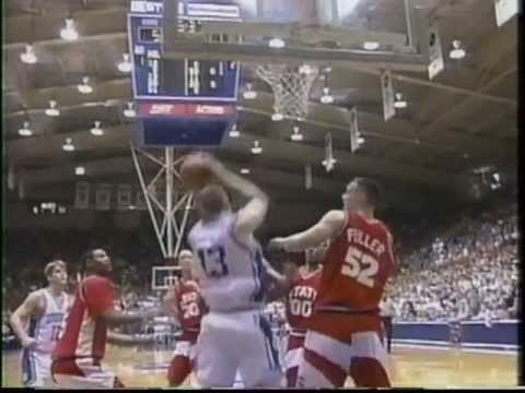 02/17/1996:  NC State Wolfpack at Duke Blue Devils