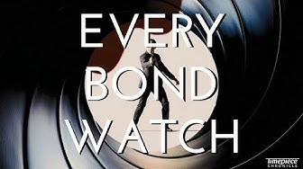 Every Watch Worn by James Bond: Dr. No to Spectre