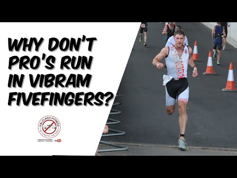 Why don't professional runners run in Vibram FiveFingers?