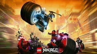 SAIU! LEGO NINJAGO RIDE NINJA PARA ANDROID + DOWNLOAD