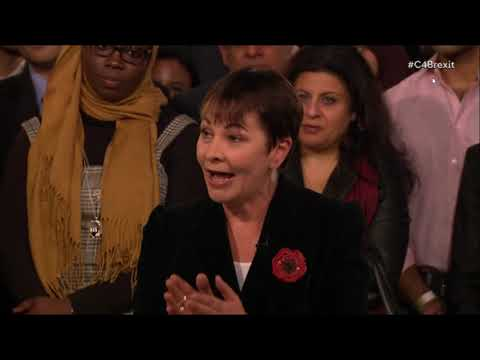 Channel 4 The Big Brexit Debate Part 1