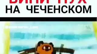 Мини прикол! Винни-Пух на чеченском!