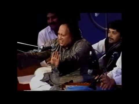 Live Performance | Mere Rashke Qamar | Nusrat Fateh Ali Khan