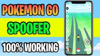 pokemon Go Hack 2020 - Working Pokemon Go Spoofer  Joystick IOS & ANDROID