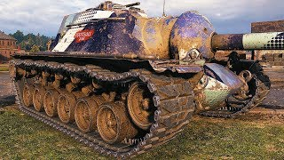T110E3 - CLAN WARS - World of Tanks Gameplay