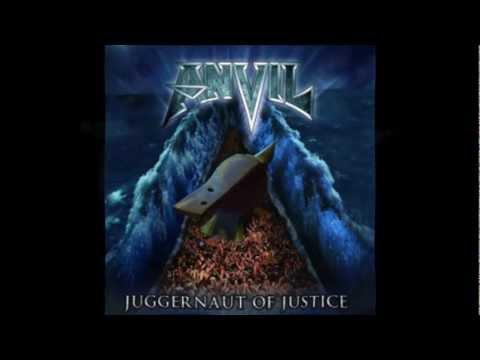 Клип Anvil - Juggernaut Of Justice