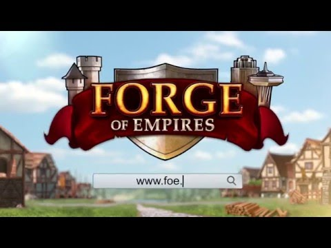 Forge of Empires TV Spot 2016
