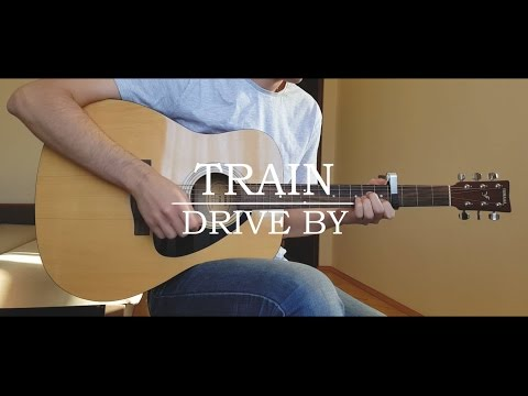 Train - Drive By Guitar Cover (chords)
