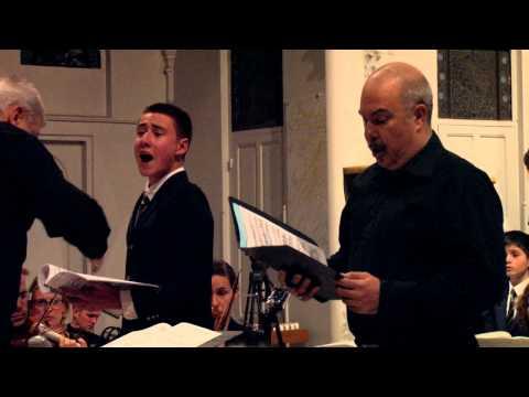 The Paris Boys Choir - Cantate BWV 140 BACH - Petits Chanteurs de Sainte-Croix - Concert 2/3