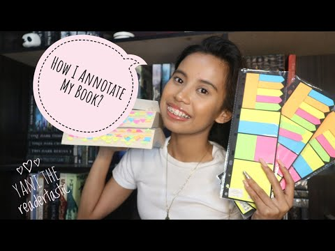How I Annotate/Tab My Books | Philippines