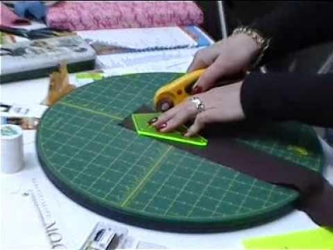 Rotating Cutting Mat - YouTube : quilting cutting mat - Adamdwight.com