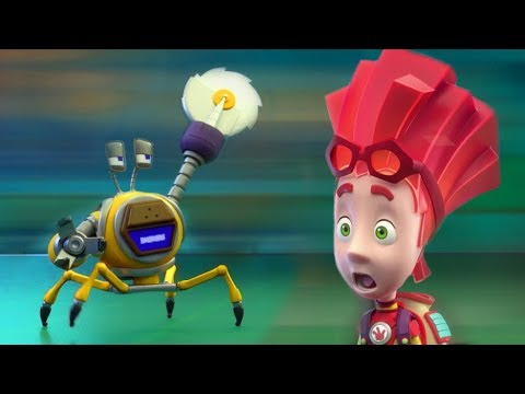 Фиксики против Кработов - Фиксипелки: Песня из полнометражного мультфильма/ Fixiki