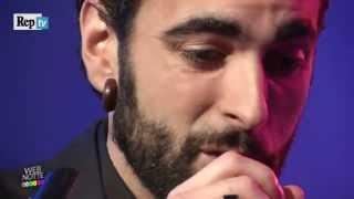 Marco Mengoni - Guerriero live @ Webnotte