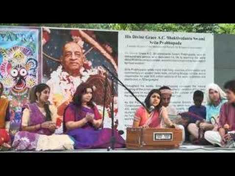 Rathayatra - Gopi Gita dasi - Jaya Jaya Jagannath - 8/9