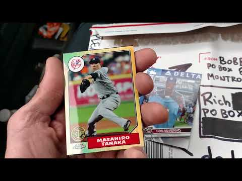 Mail Day - Amazing Yankees from Dodgerfilms!