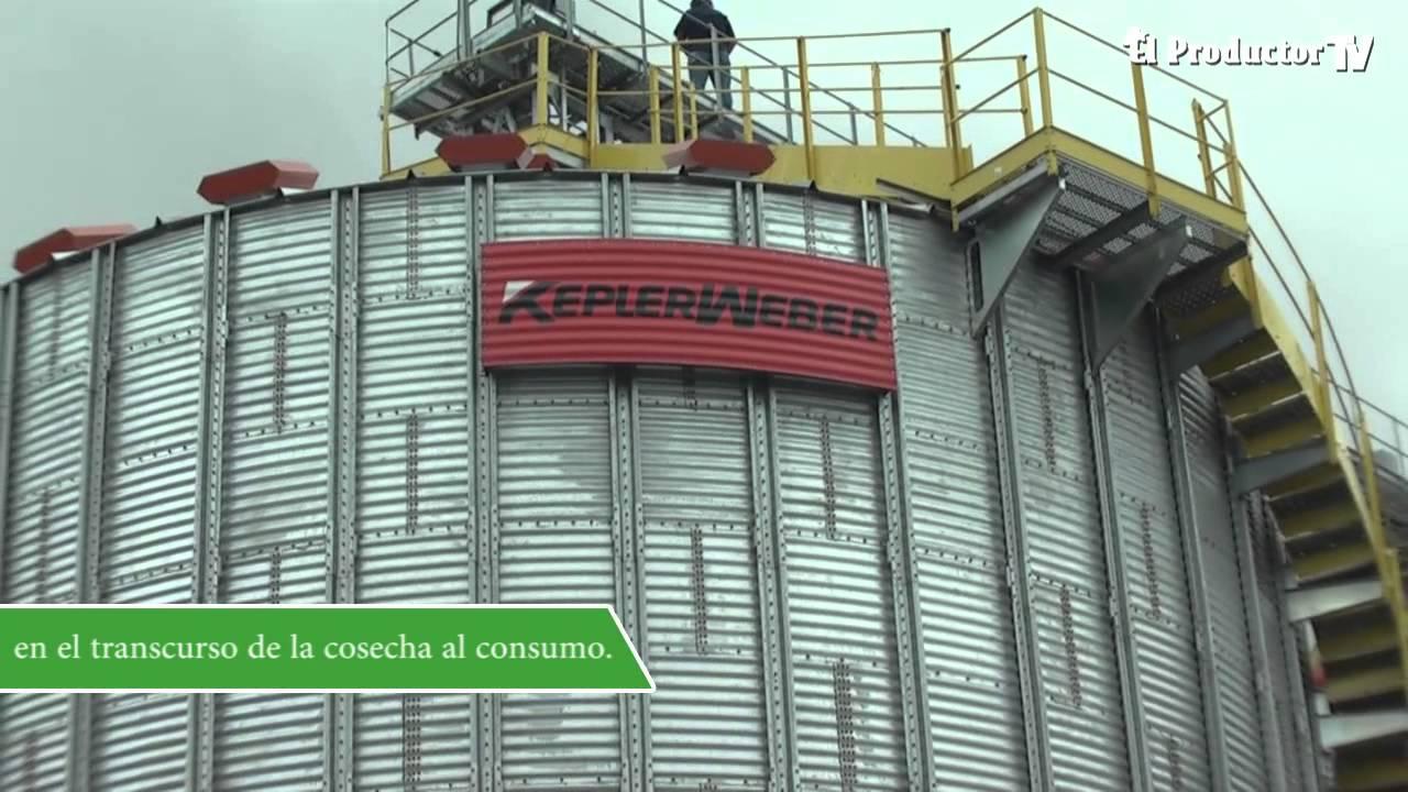 Download La Planta de granos más moderna de Latinoamérica