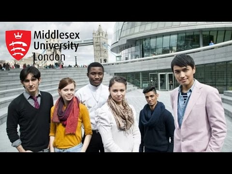 Why our International students choose Middlesex