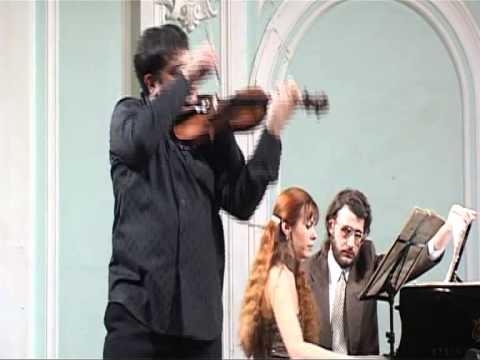 Béla Bartók, Violin Sonata No.2, Sz.76.