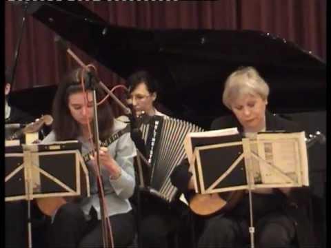 Музыкальная картинка Волга