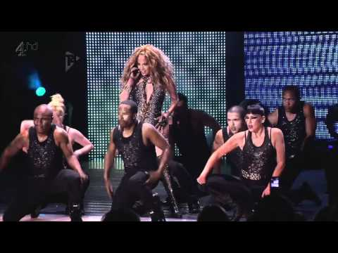 Jennifer Lopez - Medley  Music Awards 2010 HD 720p