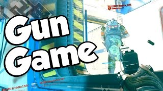 GUN GAME in Infinite Warfare!