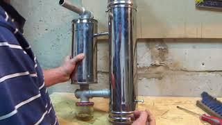 Дымогенератор холодного дыма