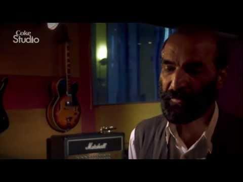 Daanah Pah Daanah, Akhtar Chanal Zahri & Komal Rizvi - BTS, Coke Studio Pakistan, Season 4