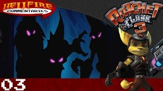 Ratchet & Clank 3 playthrough [Part 3: The Art of Reflection]