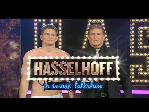 De Vet Du - Klä av dig naken/Hooked on a feeling live | Hasselhoff - En svensk talkshow