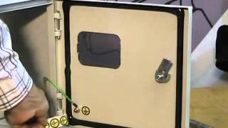видео Правила эксплуатации электрощитов