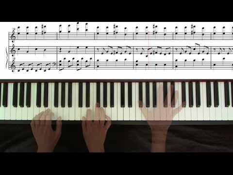 Chord Left, Agnes Obel, video 3 hands